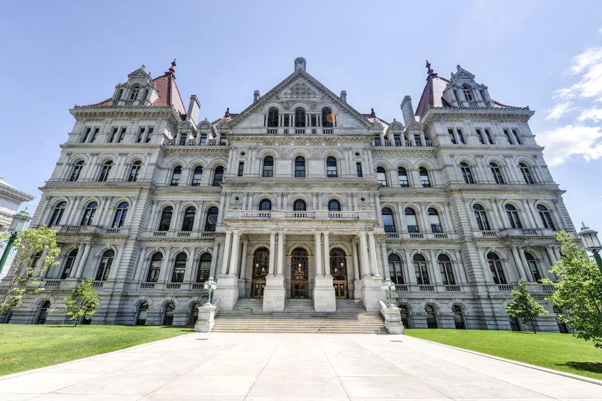 NY Capitol Building Albany