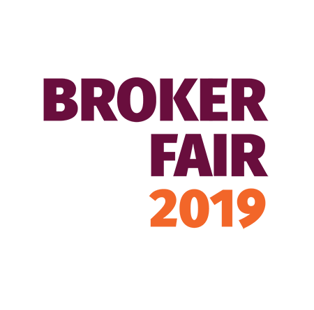 Broker Fair 2019 Logo