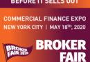 Broker Fair Returns to New York City
