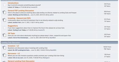 peer to peer forum
